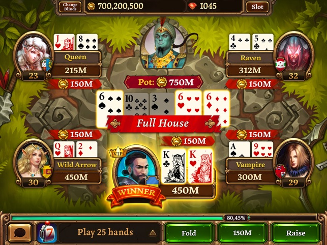 Texas Holdem Scatter Poker On The App Store