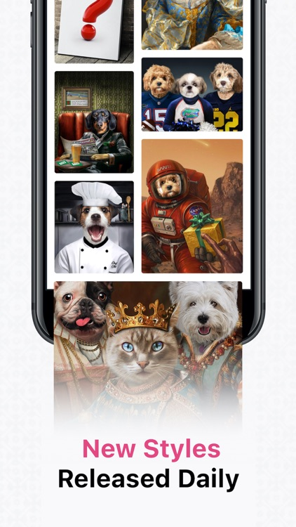 PetArt - Custom Pet Portrait screenshot-3