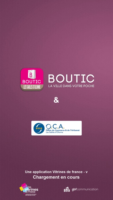 Boutic Sables d'Olonne screenshot 1