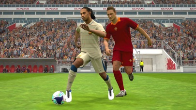 Screenshot of eFootball PES 20214