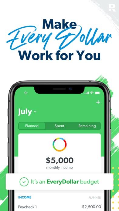 messages.download EveryDollar Budgeting App software