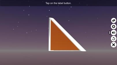 Pythagoras Theorem In 3D screenshot 2