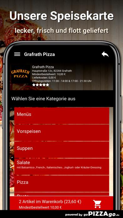 Grafrath Pizza Grafrath screenshot 4