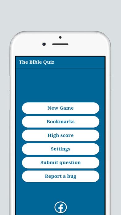Das Bibel Quiz screenshot 3