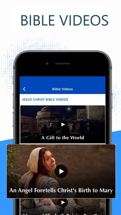 La Santa Biblia Católica screenshot-5