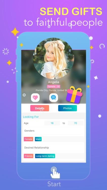 Seeking U: for Hot Arrangement screenshot-3