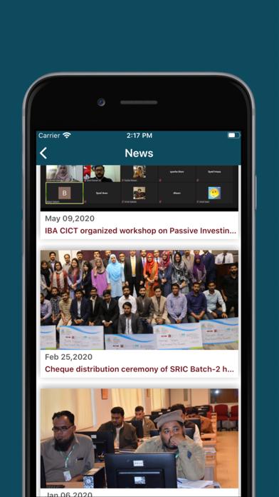 CICT Mobile screenshot #2