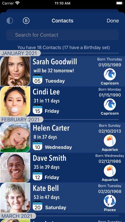 Merge Calendars and Reminders screenshot-5