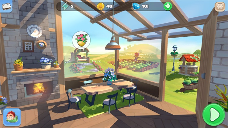 Big Farm: Home & Garden screenshot-4