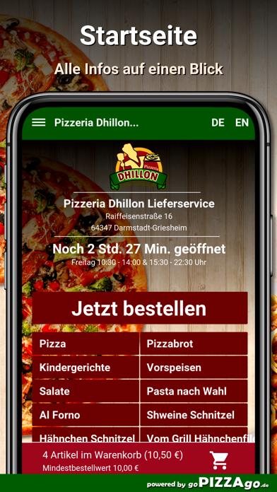 Dhillon Darmstadt-Griesheim screenshot 2