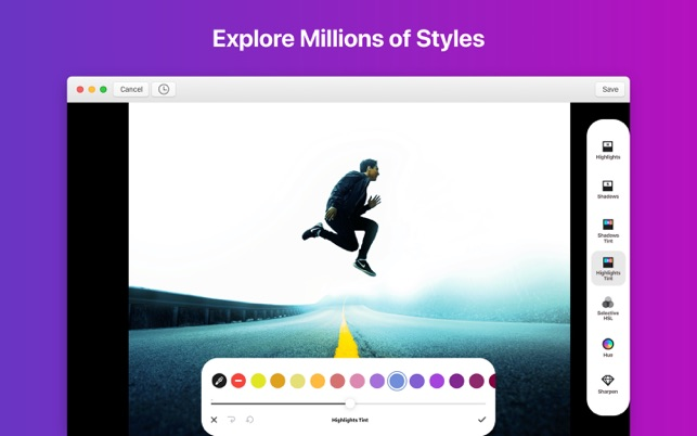 Infltr - Infinite Filters on the App Store