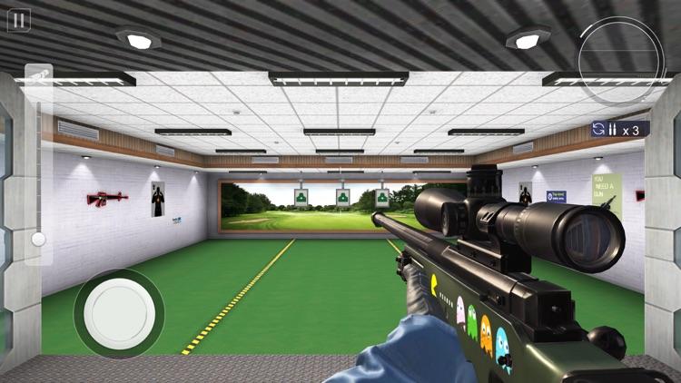 Sniper Fire: Shooting Gun Game screenshot-8