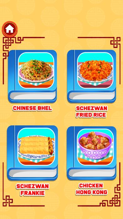 Chinese Food Restaurant screenshot two