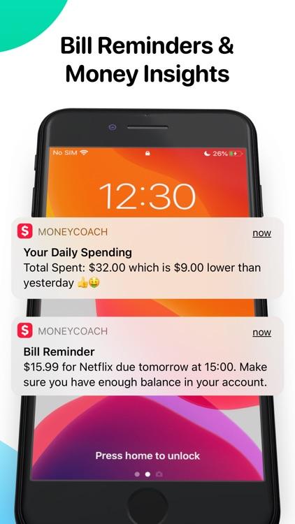 MoneyCoach Budget & Spendings screenshot-7