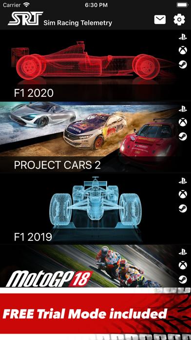 Sim Racing Telemetryのおすすめ画像7