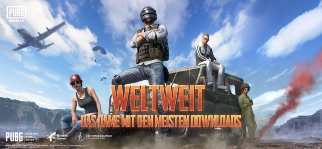 ‎PUBG MOBILE 3. JUBILÄUM Screenshot