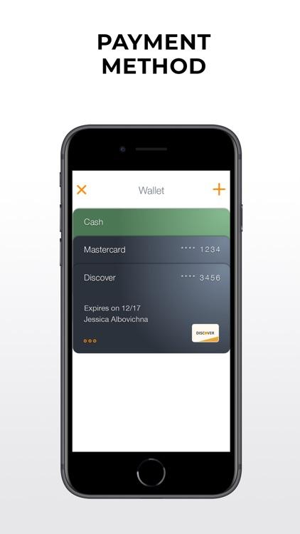 VOI Taxis new ride hailing app screenshot-4