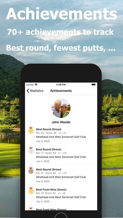 Golf Handicap - Online Golf screenshot-5