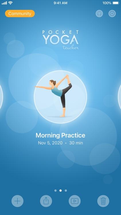 Pocket Yoga Teacher screenshot-0
