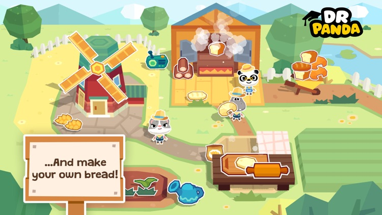 Dr. Panda Farm screenshot-3