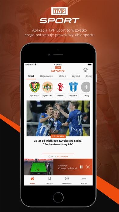 messages.download TVP Sport software
