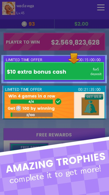 Bingo Master-play for cash! screenshot-4
