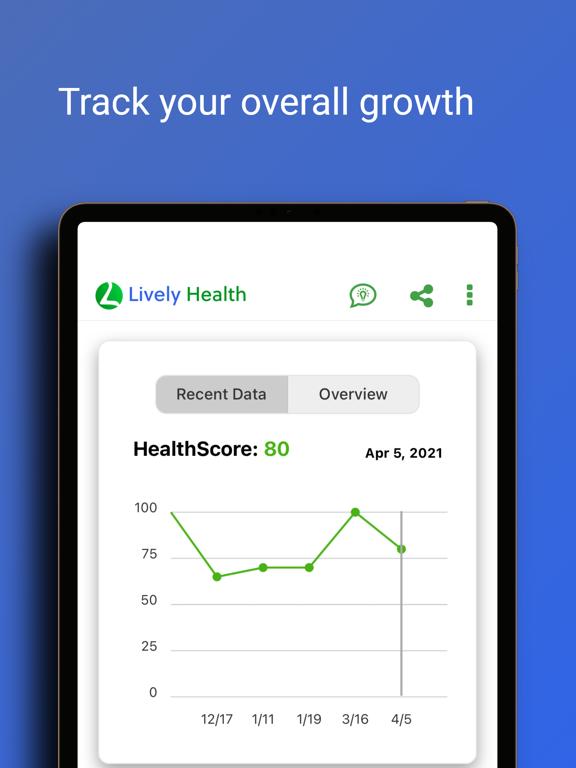 Lively Health screenshot 14