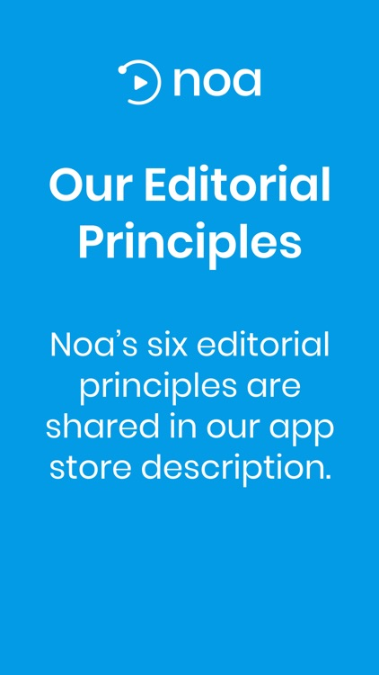 Noa - News Over Audio screenshot-7