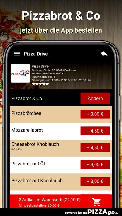 Pizza Drive Pohlheim screenshot 5