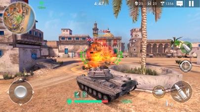 Tank Warfare: PvP Blitz Game紹介画像7