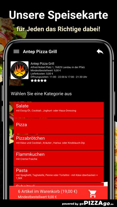 Antep Pizza Grill Landau screenshot 4