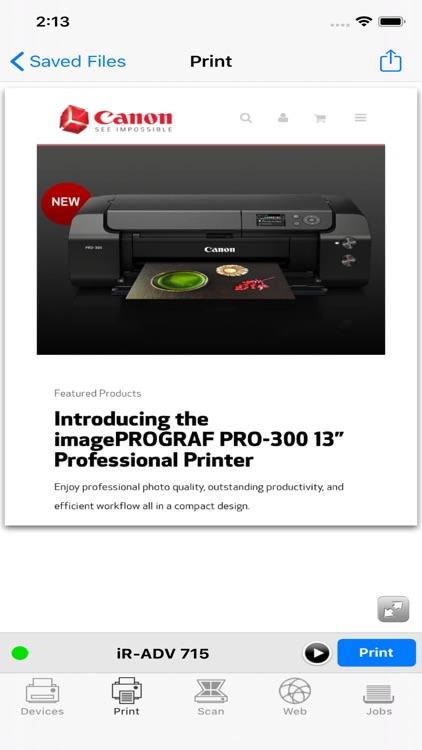 Direct Print & Scan for Mobile screenshot-4