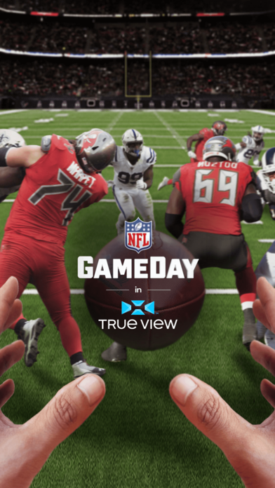 NFL GameDay in True View screenshot 1
