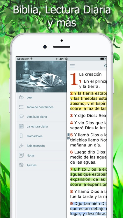 La Biblia Reina Valera Audio screenshot-1