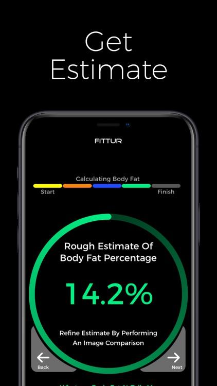 Body Fat Calculator By Fittur screenshot-6