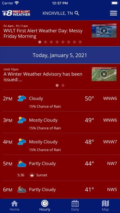 WVLT Weather