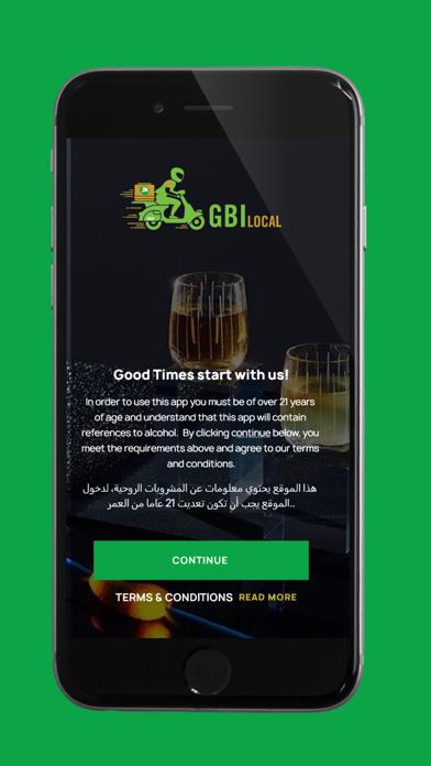GBI Local screenshot 2