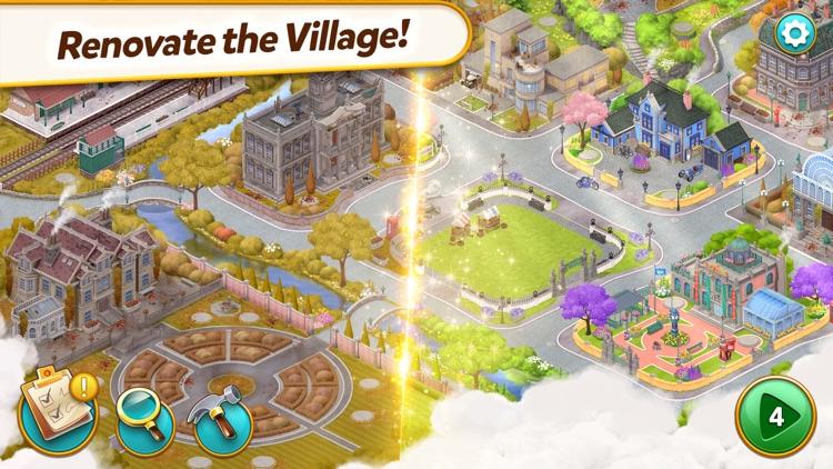 Mystery Match Village screenshot-3