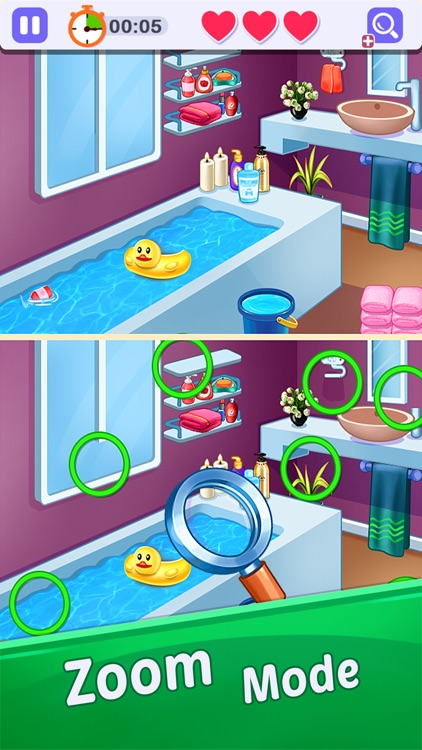 Find The Differences Game screenshot-3