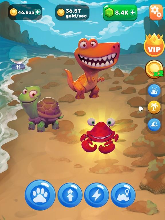 Zoopolis: Evolution Clicker screenshot 7