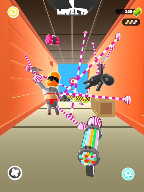 Rope Gun 3D screenshot 11
