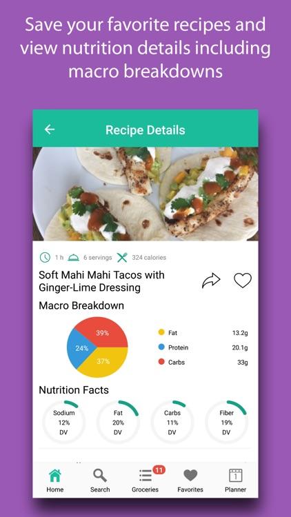 Low-Calorie Recipes screenshot-3