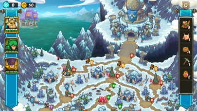 Legends of Kingdom Rush screenshot 6