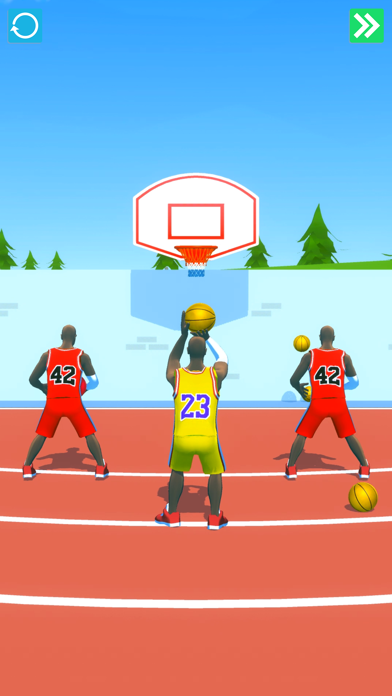 Basket Life 3D screenshot 2