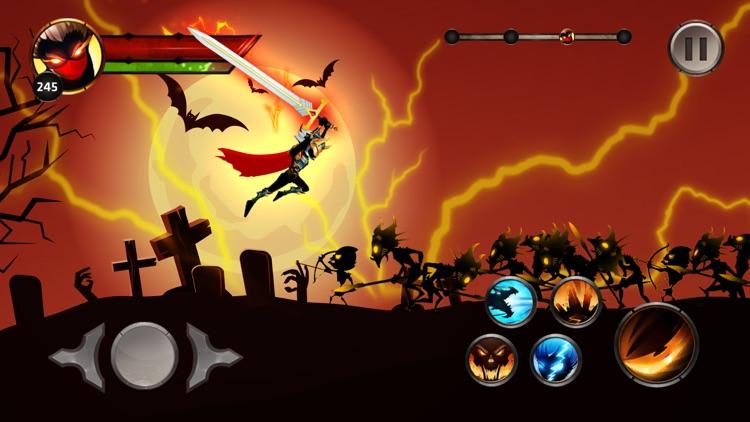 Stickman Legends-Shadow Fight screenshot-3