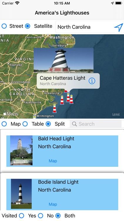 America's Lighthouses screenshot-5