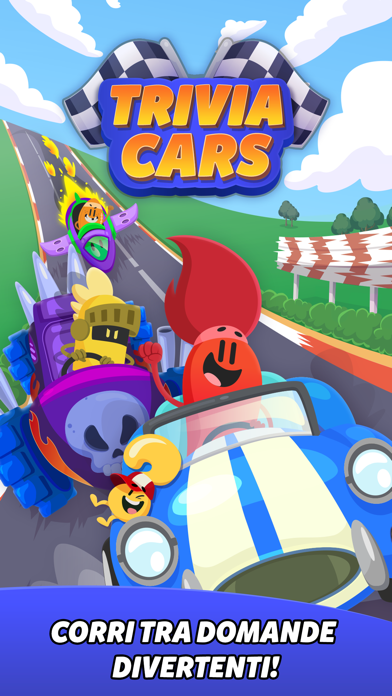 Screenshot of Trivia Cars1