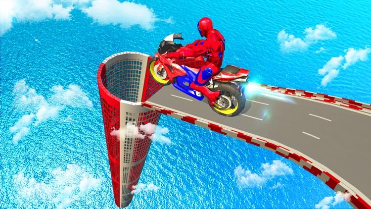 Bike Stunt Games Motorcycle 2