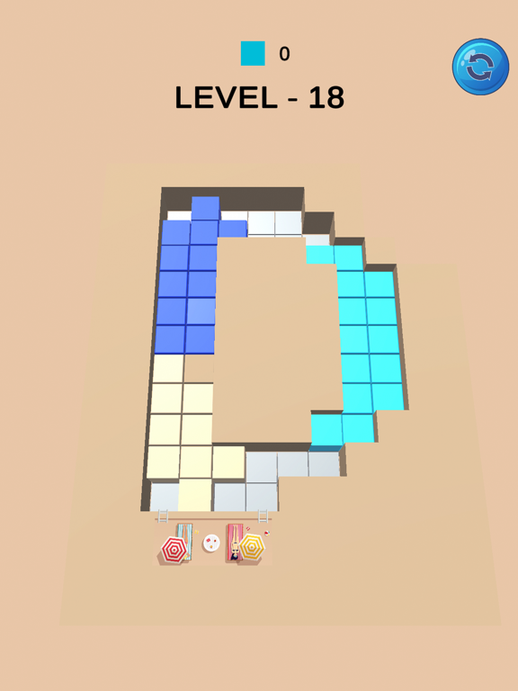 Pool Puzzle - Fill With Water screenshot 8