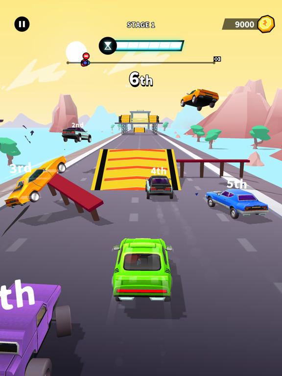 Timeshift Race screenshot 6